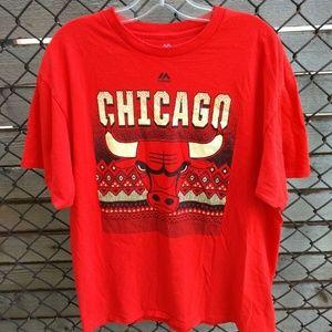 Chicago BULLS Shirt | Size Large